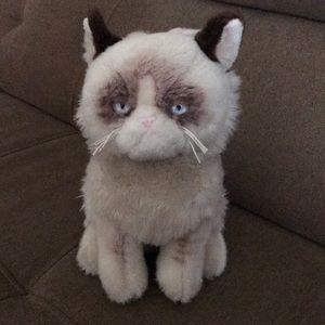 """Gund """" Grumpy Cat""""."""